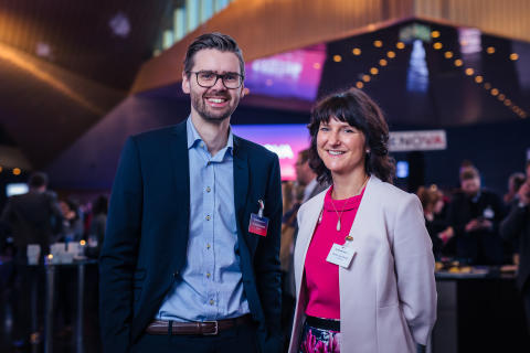 Emma Otervik og Ole Aksel Sivertsen