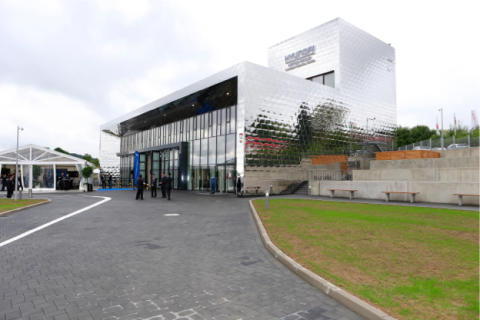Hyundai åpner testsenter på Nürburgring