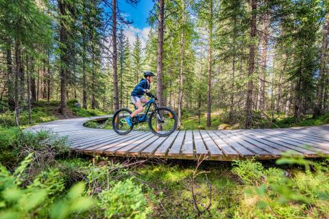 Trysil blir partner med sykkelgiganten GT