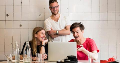 Spelutvecklare från Skövde, Göteborg, Sundsvall med i Startup-Sweden
