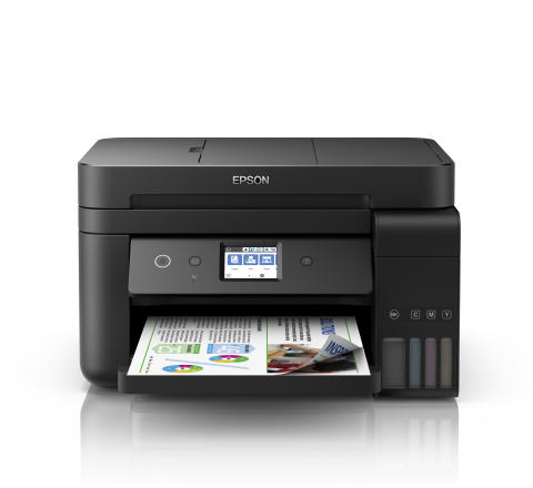 Epson High-Capacity Ink Tank Inkjet Printers Exceed Cumulative Global Sales of 30 Million Units