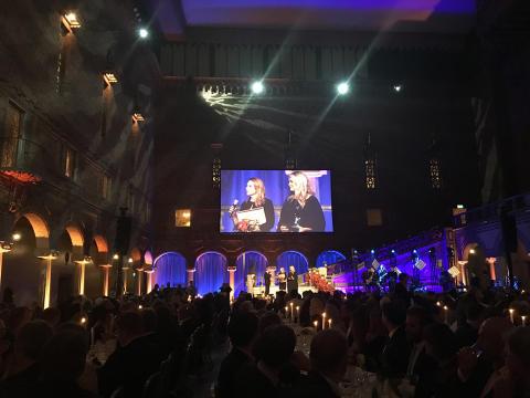 Grattis ICA Maxi Kalmar - vinnare av Årets djupfrystavdelning på Dagligvarugalan