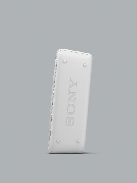 SRS-XB30 von Sony_weiss_7