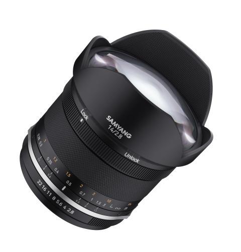 Samyang MF 14mm F2.8 MK2 004 Renewal_Top