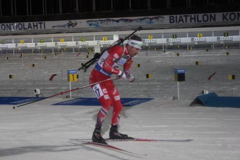 Sølv til Emil Hegle Svendsen