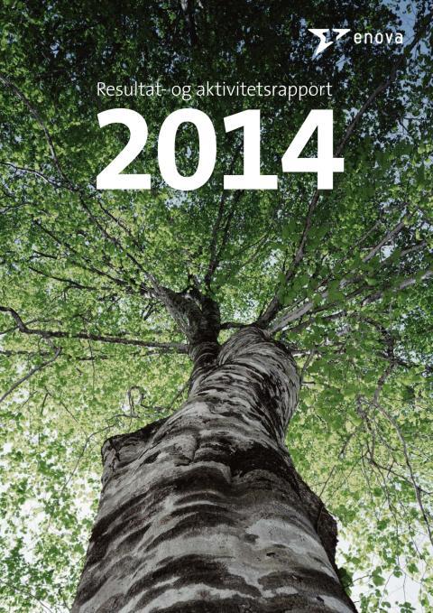 Resultat- og aktivitetsrapport 2014