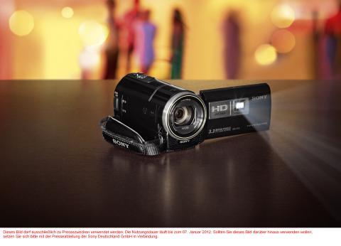 Handycam HDR-PJ10E von Sony_Lifestyle_04