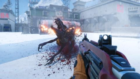 Systemic Reaction's Co-op Dino Shooter Second Extinction Coming Oct. 13 to Steam Early Access