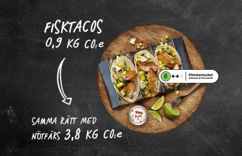 Panerad fisk i fredagstacon – för hälsan och miljöns skull!