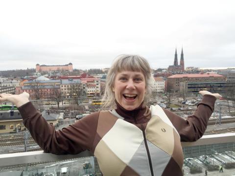 Premiär för Kulturting i Uppsala