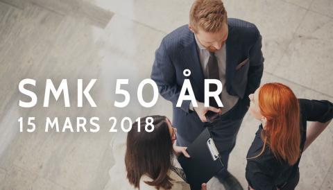 Sveriges Managementkonsulter firar 50 år