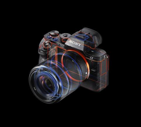 ILCE-7RM2 von Sony_Illustration_02