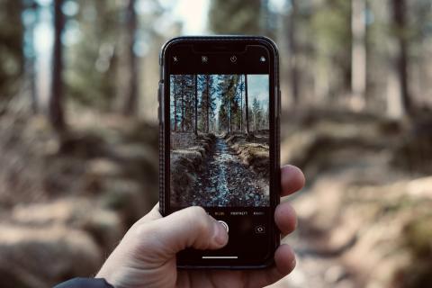 Slik tar du vare på mobilen din i sommer