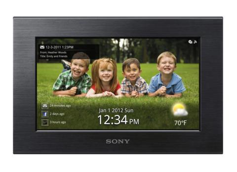 S-Frame DPF-W700 von Sony_2