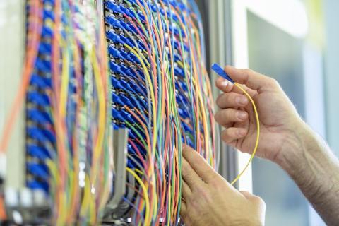 Fibre connections (1)