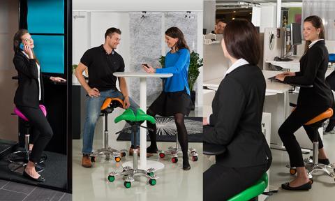 Salli – the future standard way of sitting!