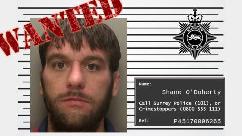 Can you help us find wanted man Shane O'Doherty