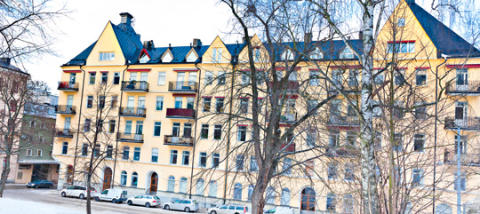 ISS fortsätter samarbetet med Linköpings största bostadsbolag