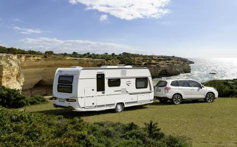 Fendt-Caravan präsentiert den Saphir 2020