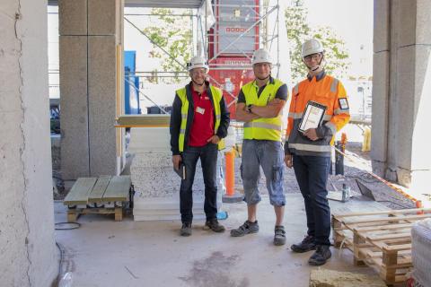 Yhteistyöllä digitalisaatiossa eteenpäin: Rakennusalan IoT-pilotissa saatiin onnistumisia