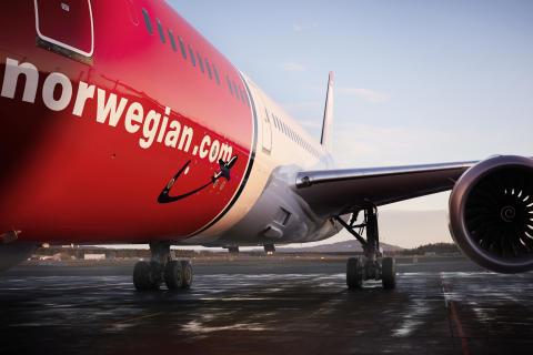 Norwegian Boeing 787-900 Dreamliner