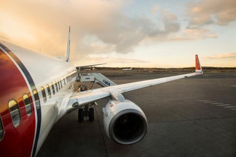 Norwegian reports higher unit revenue and improved punctuality in February