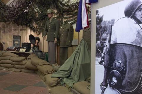 US Rangers Centre receives a special visit