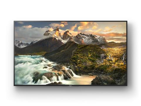 Sony wprowadza serię BRAVIA Z:  telewizory 4K HDR najwyższej klasy