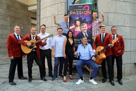Am 21. November 2019 startet die Dinnershow im Leipziger Stadtbad in die neue Saison
