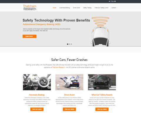 Safer Cars, Fewer Crashes