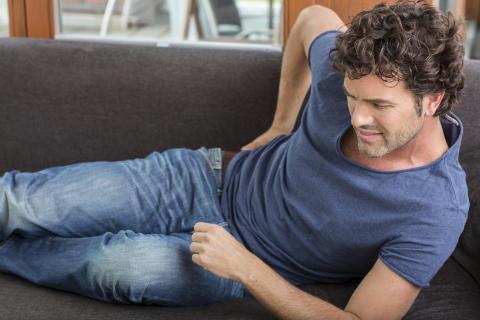 Rückenschmerz im Alltag