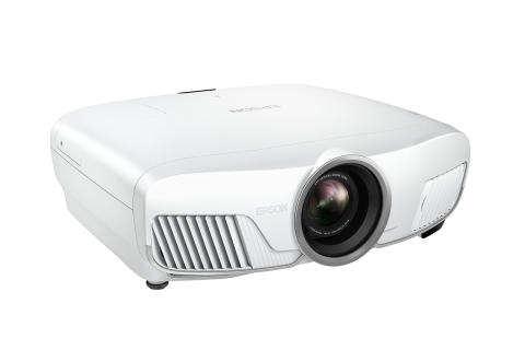 Epson launches brilliant HDR-Compatible home theatre projector with 4K enhancement technology
