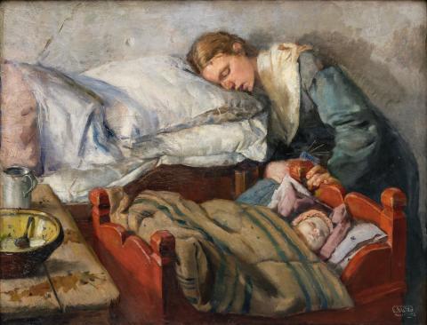 Historier om mødre - efterårets store særudstilling på Nivaagaards Malerisamling åbner 20. september