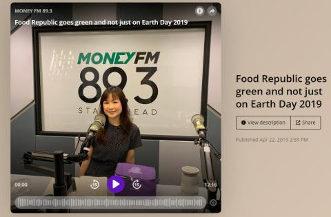 Lena Tan provides food for thought on single-use plastic