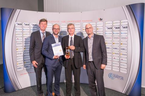 Telematik Award für sijox AppDrive®