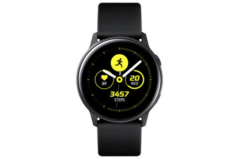 Galaxy Watch Active_Black