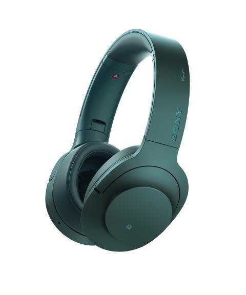 h.ear_on_Wireless von Sony_Blaugrün