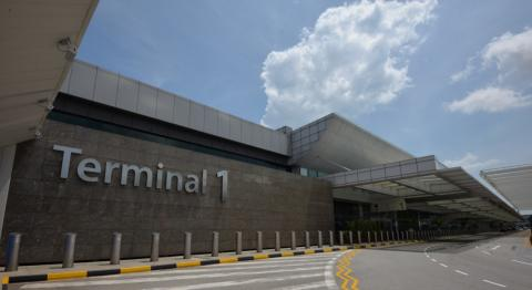 Changi Airport's Terminal 1 car park to open on 20 November
