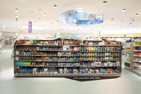 SEINZ. – Die neue Männerwelt von dm-drogerie markt