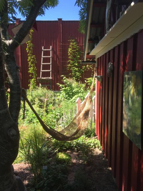 Vilsamt under Tusen Trädgårdar