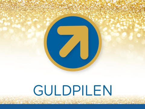 Emmaboda kommun tilldelas utmärkelsen Guldpilen