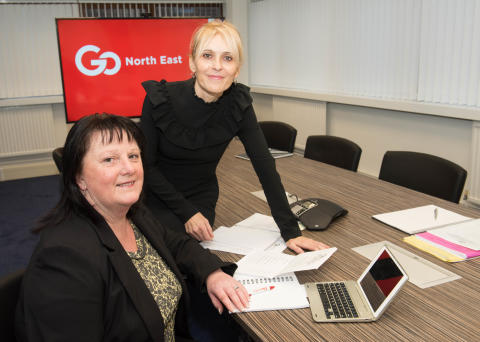 On the road to success – Go North East celebrates its inspiring females with senior appointments