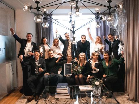 SkandiaMäklarna i Norrköping är 2019 stora vinnare!