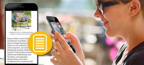 Magazin-Flatrate startet Mobile Reading