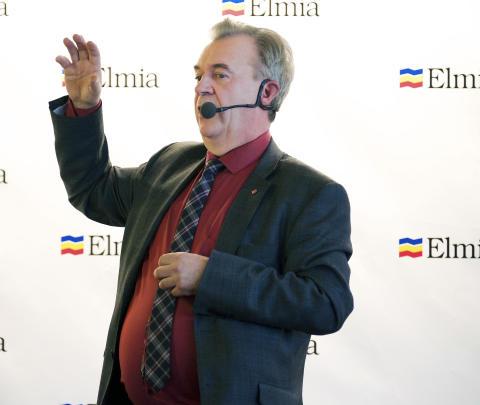Landsbygdsminister Sven-Erik Bucht.