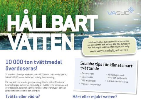 Hållbart vatten maj 2013