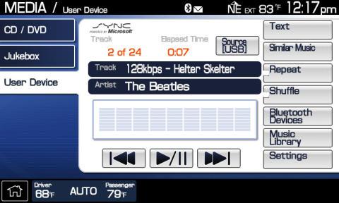 Ford SYNC - bild 3