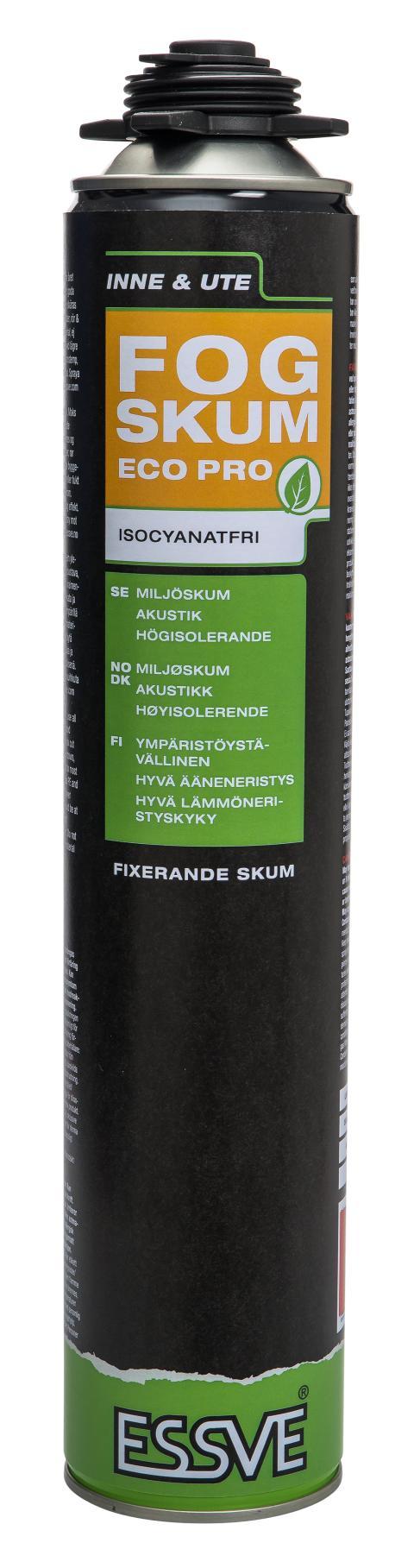 Foam Sealant Eco Pro 750 ml