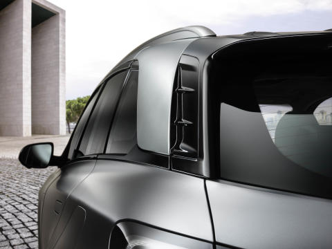 Hyundai Nexo D-Pillar Air Intake