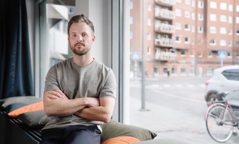 Jesper Karlsson, Miljösamordnare, Liljewall